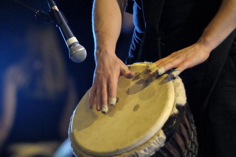 SAMAJAM   /   Percussions africaines