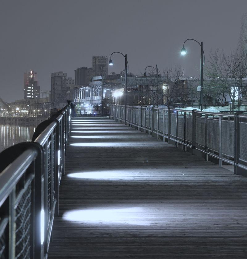 Old port bridge