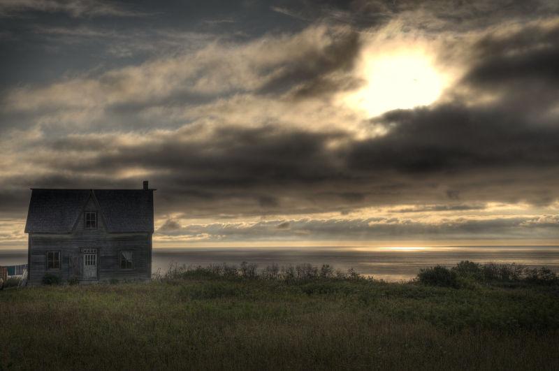 Little old shack