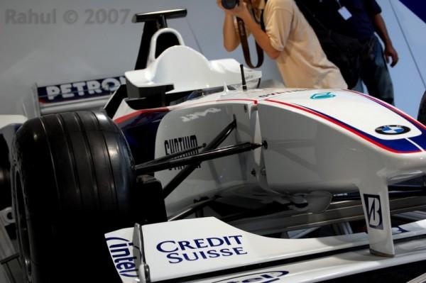 BMW F1 Car