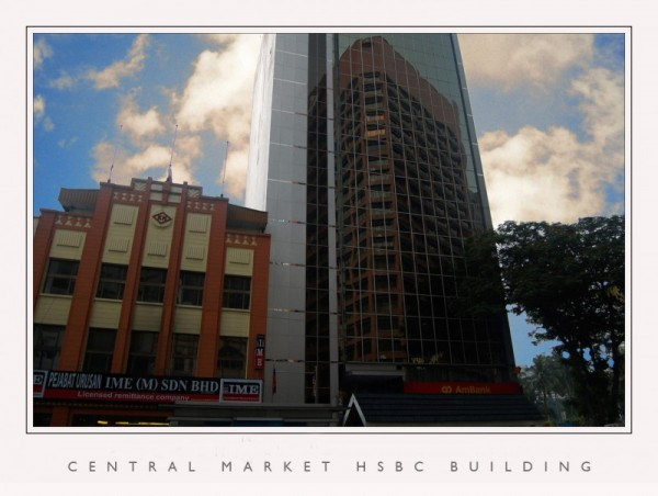 Central Market HSBC Bank