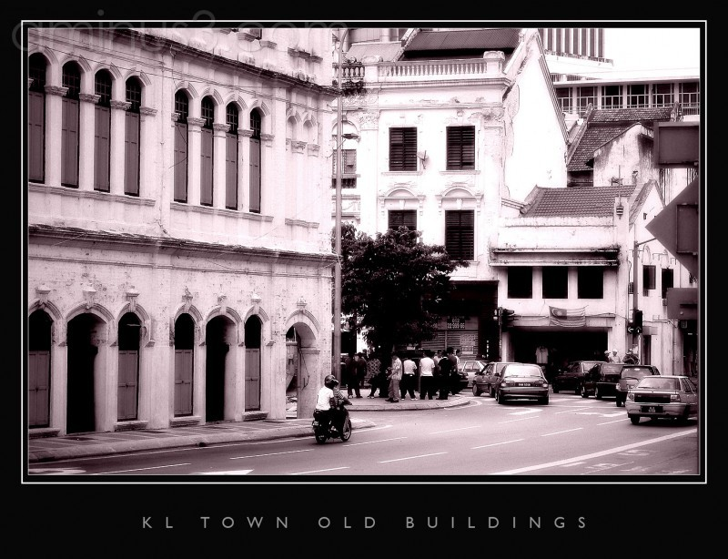 KL Old Town Buildings