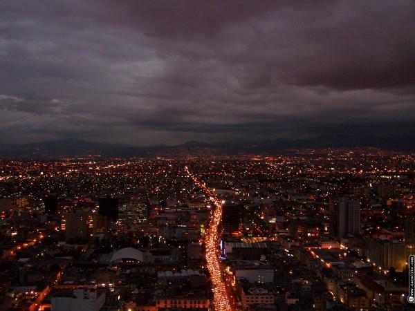 Eje Central, México D.F.