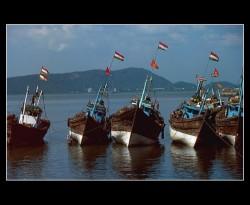 Bombay boats