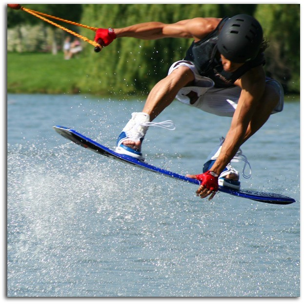 ski on water