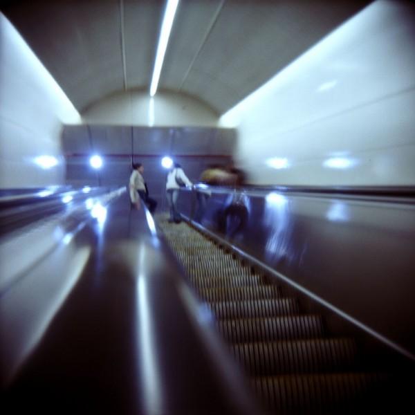 Granville Station Escalators