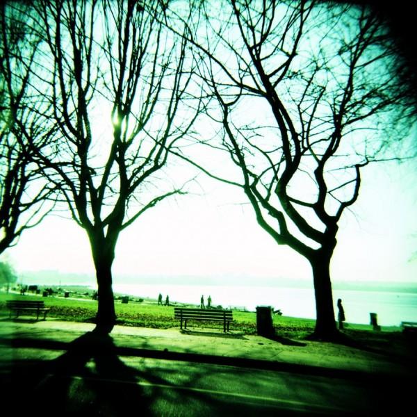 English Bay Park