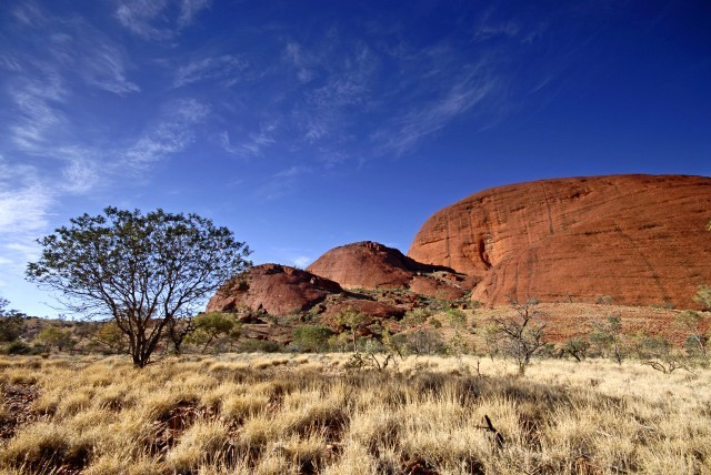 Red Centre - Kata Tjuta III