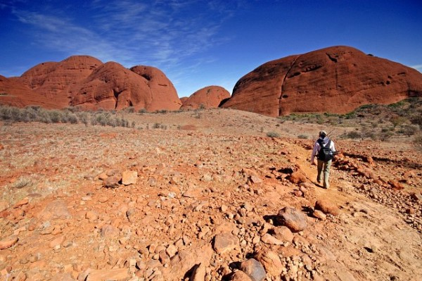 Red Centre - Kata Tjuta X