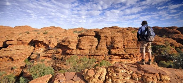 Red Centre - Kings Canyon X
