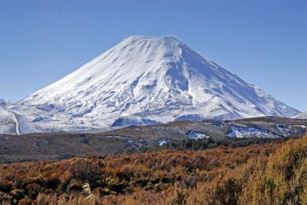 Mount Ngaruhoe