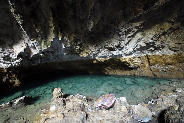 The Cave Pool