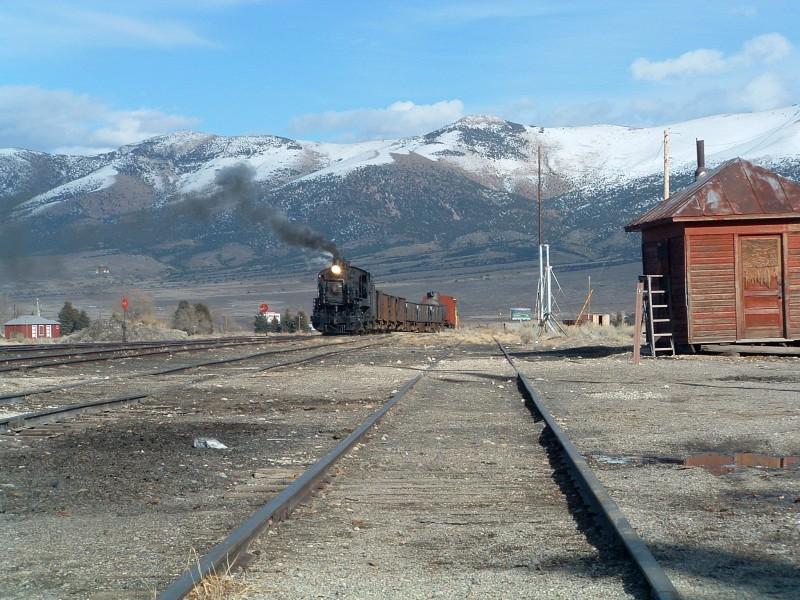Ely-train