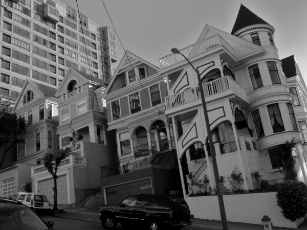 San Francisco and its weird perspectives...