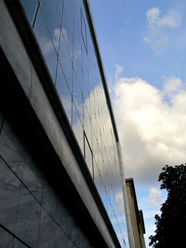 Shiny Buildings...