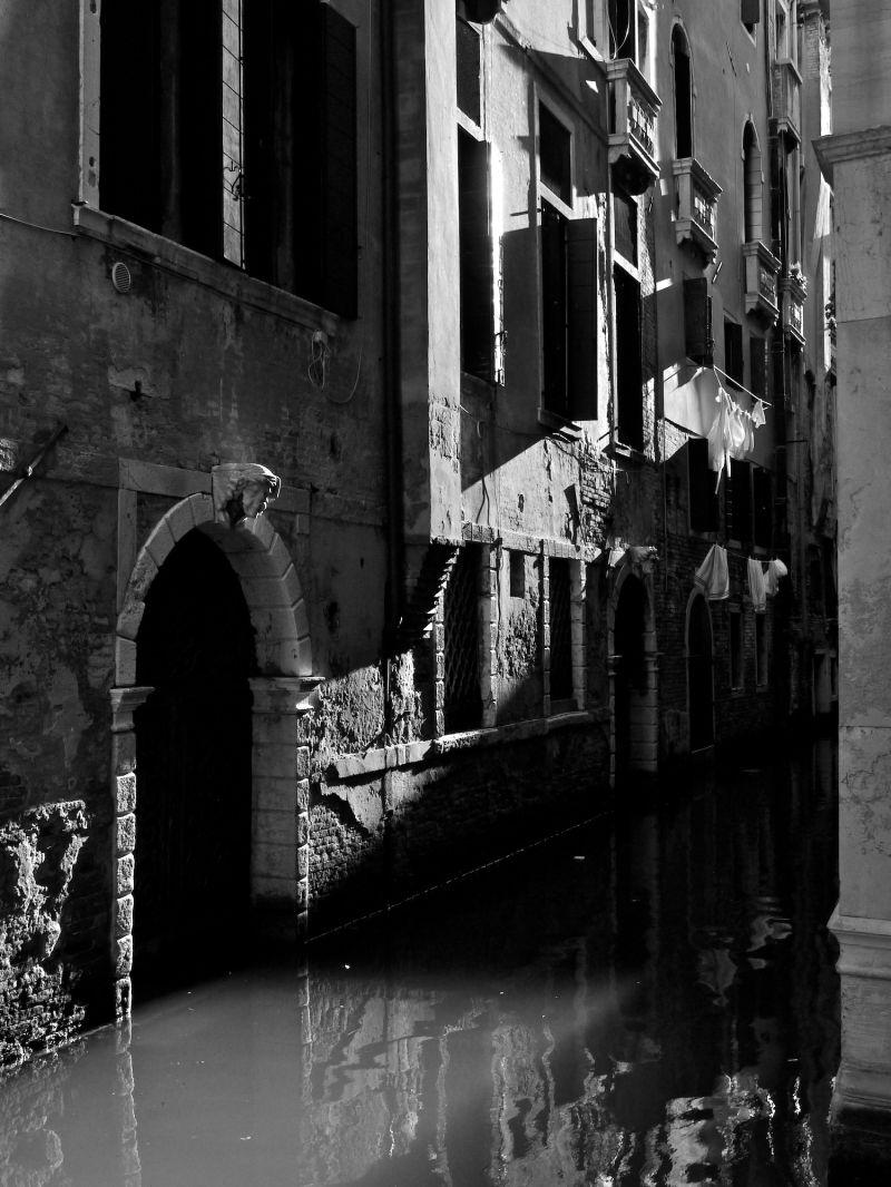 In the back of Venezia