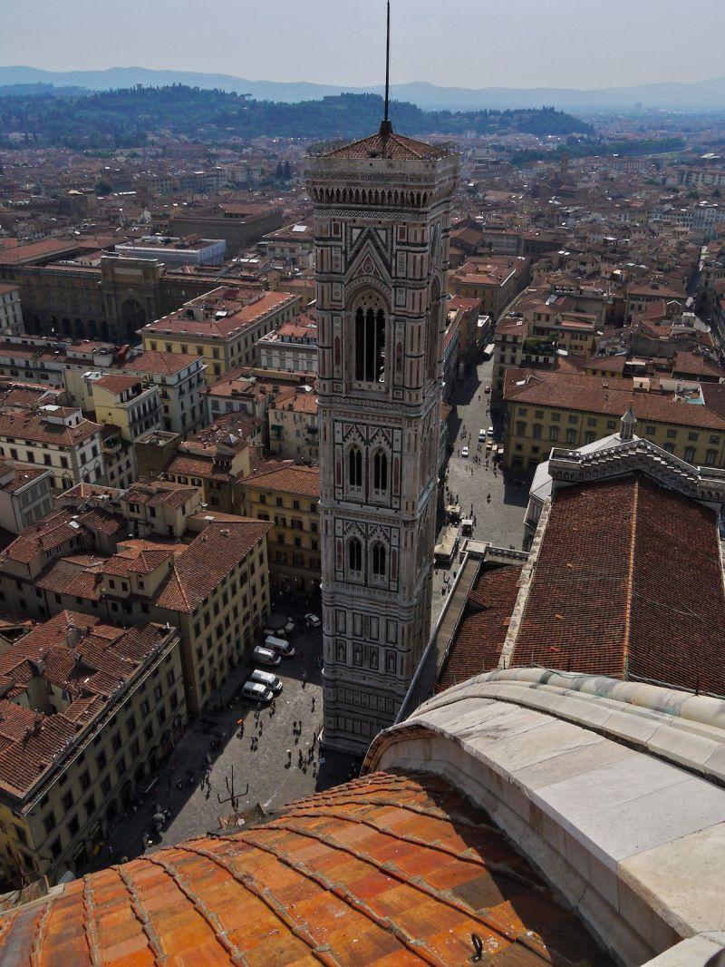 Giotto's campanile (Firenze)