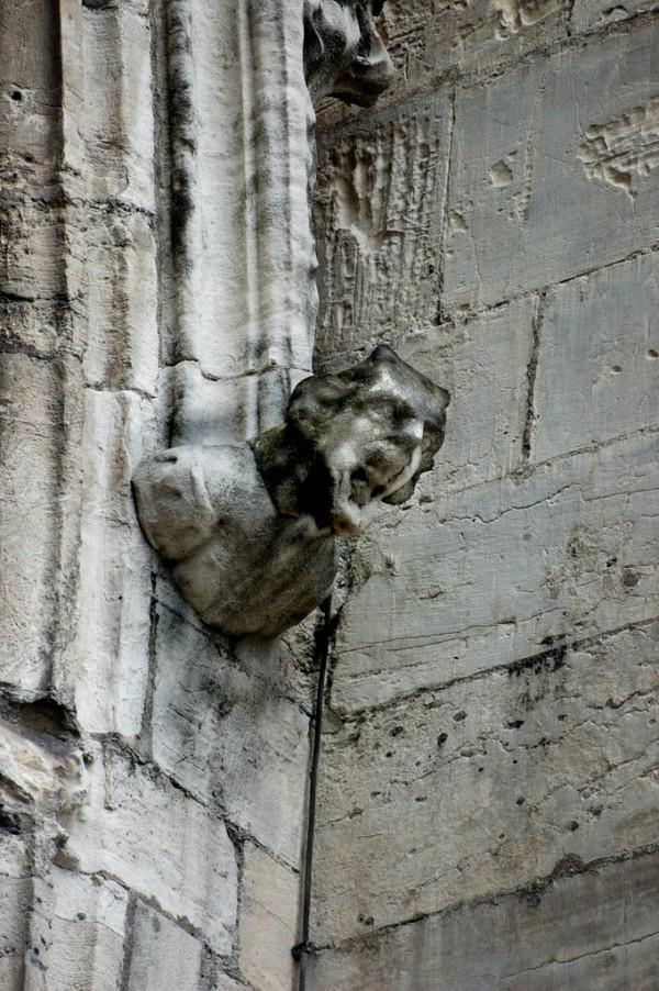 York Minster Figurehead