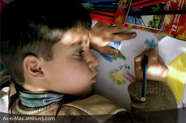 Children in iran!