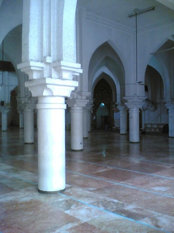 Halls of Mohammedans