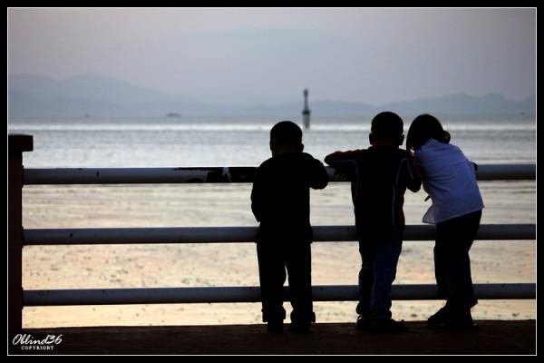 Kids on their world