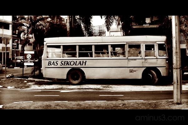 School Bus,....