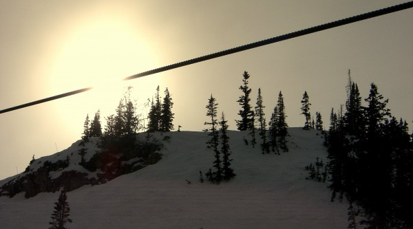 Ski Lift Cable