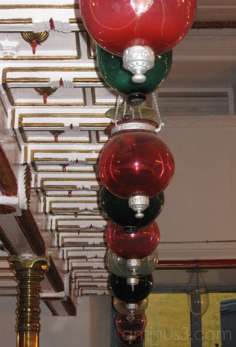 jews temple lights cochi