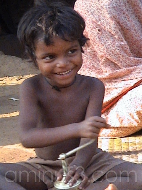 Smile can't be bought ..... Rural India-Real India