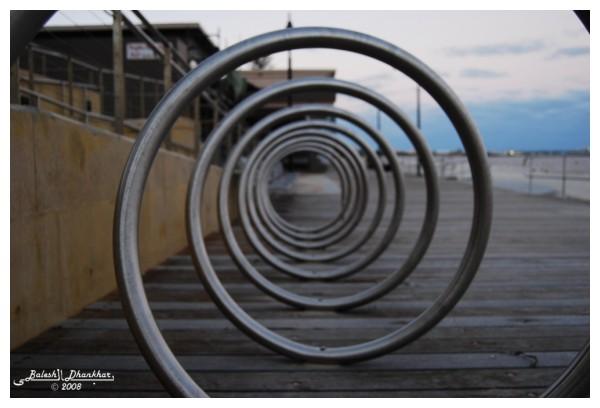 Life . . . spins around
