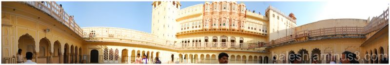 Hawamahal 360 degree