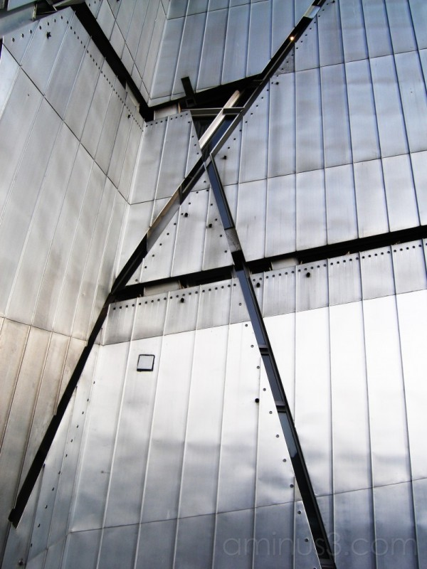 Der Jüdische museum Berlin