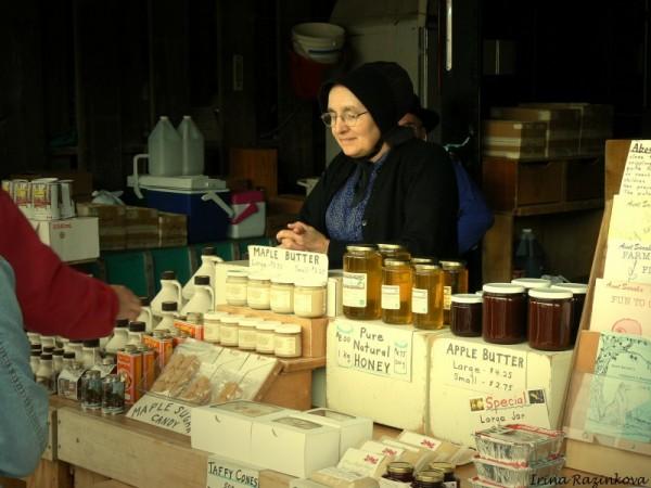 St. Jacobs - mennonites' market