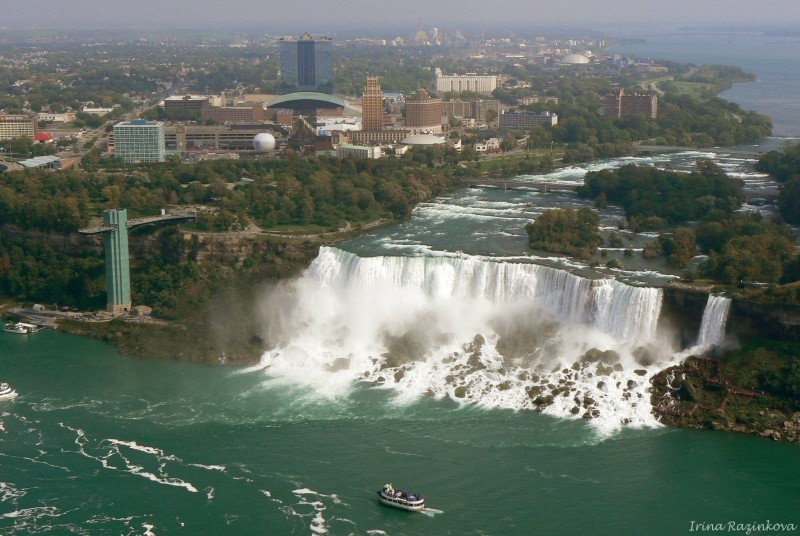 Niagara - from Canadian side