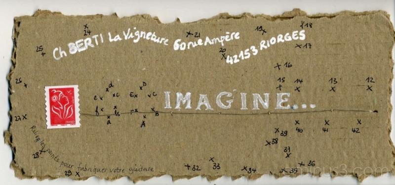 Imagine... ta guitare