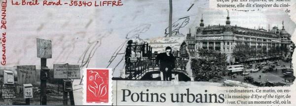 Potins urbains