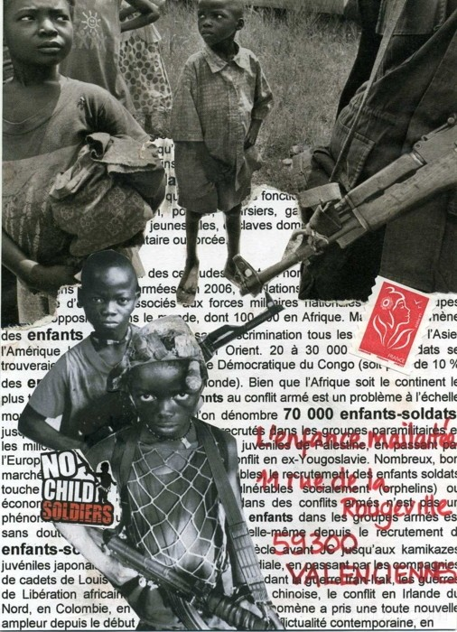 Enfants soldats