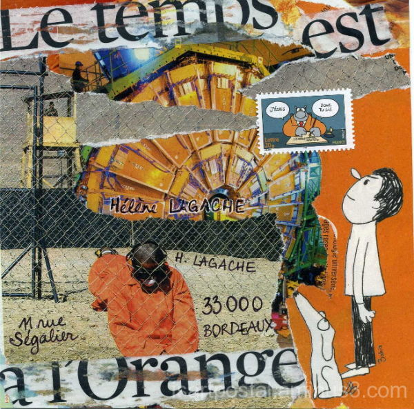 Le temps est à l'orange