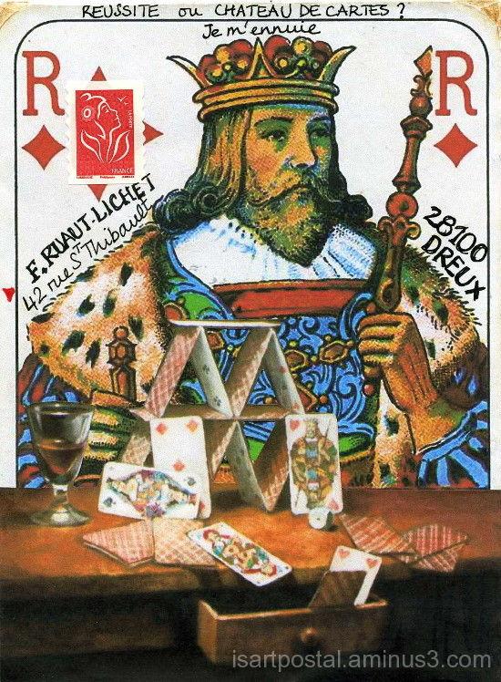 Château de cartes ou réussite?