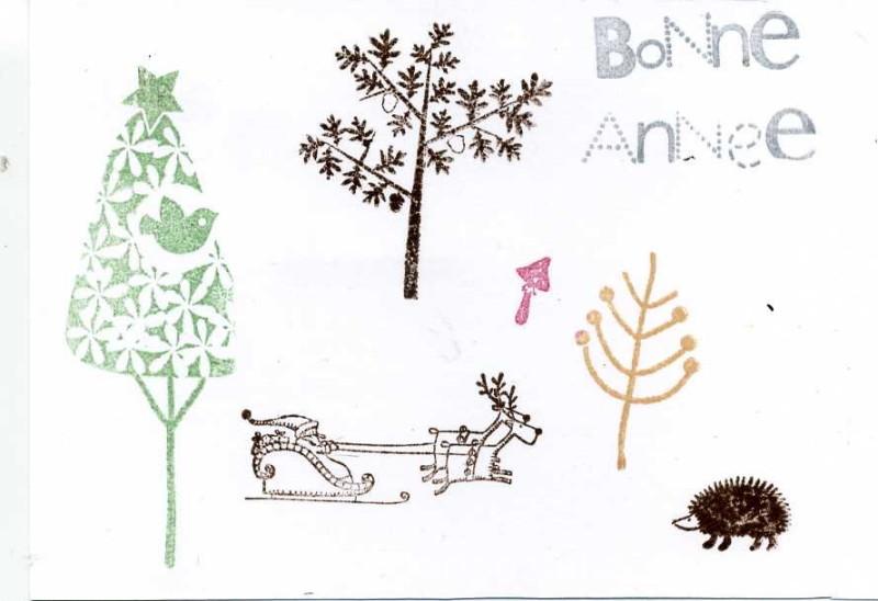 Bonnes fêtes 2011-2012