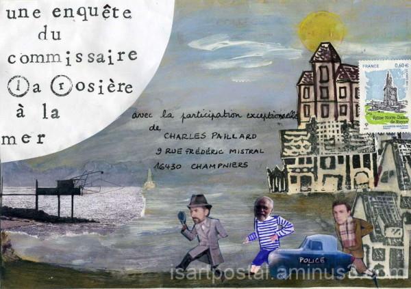 Une enquête de La Rosière à la mer...