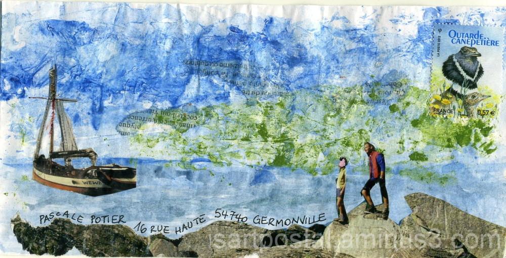 Ballade au bord du fjord...