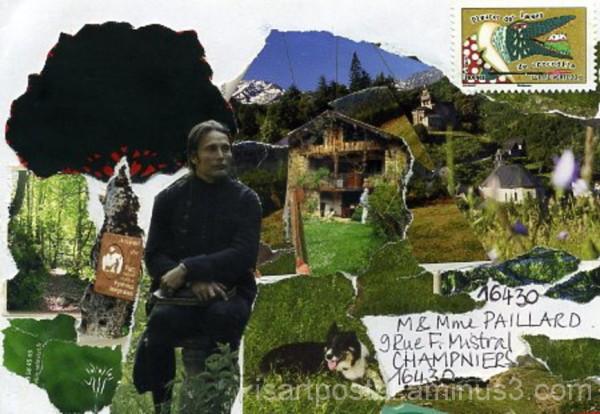 Paysage d'Ariège