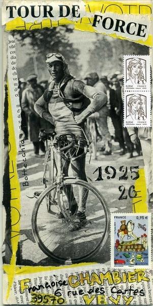 Tour de France - tour de force