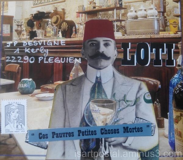 Eté Loti - 2/  - Café des petites choses mortes