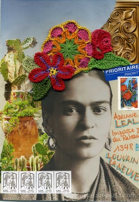 Floraisons de Frida...