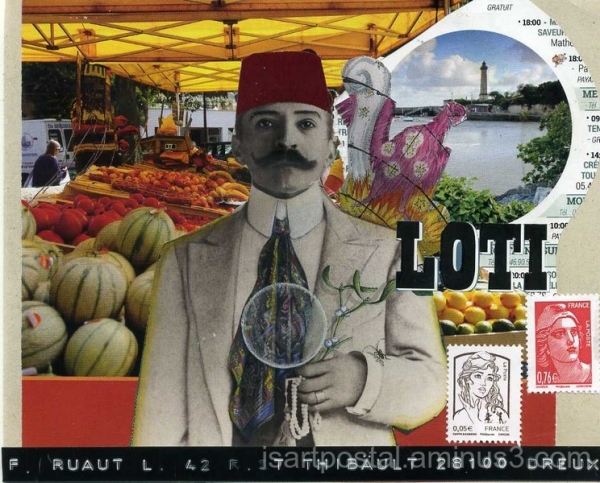 Eté Loti - 4/ - Marché Loti