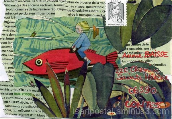 Voyage en poisson...