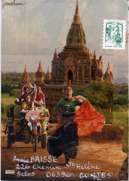 Course en Inde