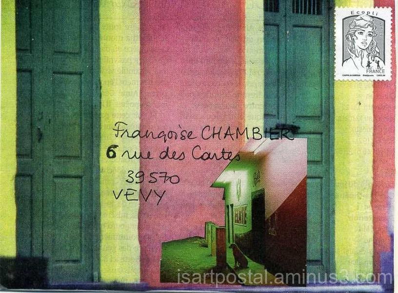 """Portes """"vert ailleurs"""""""